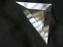 Picture of B334T 3x3x4.25 Triangle Bevel