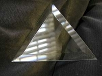 Picture of B69T 5.5 x 5.5 x 6 Triangle Bevel