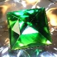 Picture of J60 50mm Green square OUT OF STOCK
