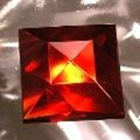 Picture of J63 50mm Red square OUT OF STOCK