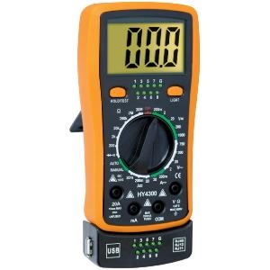 Picture of HY4300  Digital Multimeter  Cable Tester