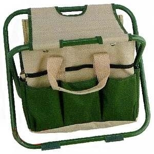 Picture of GARD12 combination garden chair and tool bag. 12x12