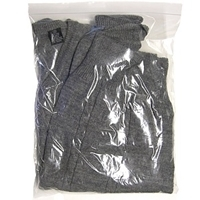 """Picture of ZLB1215  Clear Plastic Zip-Lock Bag. Size 12"""" x 15"""" & 2mil thickness."""
