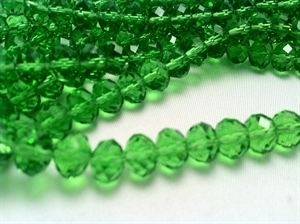 Picture of BD604 Crystal 6MM Bead - GREEN