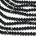 Picture of BD808 Crystal 8MM Bead - BLACK