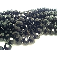 Picture of BD608 Crystal 6MM Bead - BLACK