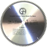 Carbide Saw Blade 14in for Table, Circular & Chop Saws