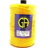 Kite Lines  & Twine String  – Nylon, Polypropylene & Polyester, Colored, Braided
