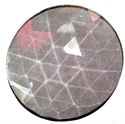 Picture of NJ216 Nordhauser Glass Jewel, Circle 30MM Clear