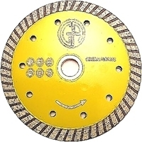 Picture of TP5HP 5in. Hot-Pressed Twin Turbo Tuck Point Blade