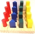 Picture of MGT5016 Wooden Block Set