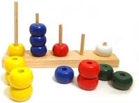 Picture of MGT5028 Wooden Block Set