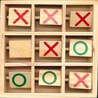 Picture of MGT2145 Tic Tac Toe XO Game Set