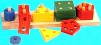 Picture of MGT5032 Wooden Block Set