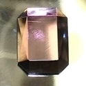 Picture of J36  25mm x 18mm Pink octagon
