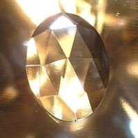 Picture of J51  25mm x 18mm Clear oval