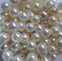 Picture of BD8R1  8mm PEARL round plastic beads