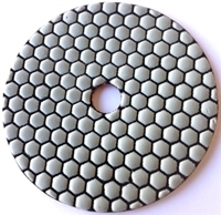 Picture of DPP27  5IN Diamond Polishing Pad 200 GRIT, DRY