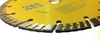 """Picture of DB3767A  7"""" Oblique-slot Turbo Segmented for Granite"""