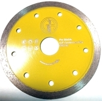 Picture of DB3782 4.5IN Continuous Rim saw blade for Marble