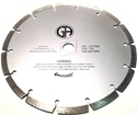 Picture of DB479  7IN Segmented saw blade for Tile DRY Cutting