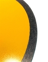 Picture of DB3743HP  10IN Continuous Rim Saw Blade for Tile HOT PRESSED, 7/8- 5/8' arbor