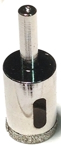 Picture of HT404  3/4-in. or 20mm Diamond core drill bit for glass, ceramic, or tile