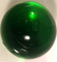 Picture of M241 25MM Green Glass Marbles