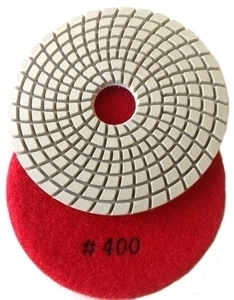 Picture of DPP4  4IN Diamond Polishing Pad WET - 400 GRIT
