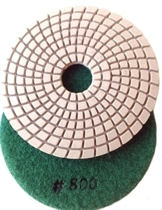 Picture of DPP5  4IN Diamond Polishing Pad WET - 800 GRIT