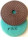 Picture of DPP6  4IN Diamond Polishing Pad WET - 1500 GRIT