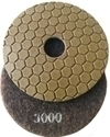 Picture of DPP15  4IN Diamond Polishing Pad DRY - 3000 GRIT