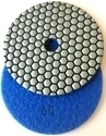 Picture of DPP25   5IN DRY Diamond Polishing Pad  - 50 GRIT