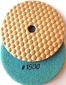 Picture of DPP30   5IN Diamond Polishing Pad DRY - 1500 GRIT