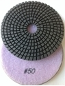 Picture of DPP126  5IN Diamond Polishing Pad WET - 50 GRIT