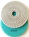 Picture of DPP131  5IN Diamond Polishing Pad WET - 1500 GRIT