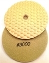 Picture of DPP31   5IN Diamond Polishing Pad DRY - 3000 GRIT