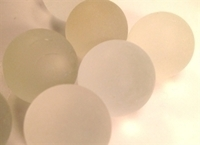 Picture of M151 16MM Clear frosted marbles