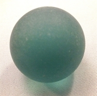 Picture of M250 25MM Frosted Teal Marbles