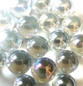 Picture of M104 11MM Clear Shiny Marbles