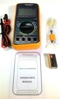 Picture of DT9207A  Digital Multimeter