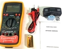 Picture of HY5300  Digital Multimeter with Auto Power Off  Frequency