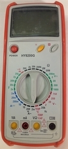 Picture of HY8200G  Digital Multimeter Temperature probe Frequency