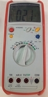 Picture of HY8205C  Digital Multimeter  Temperature probe