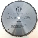 "Picture of TC30 12"" 100T Triple Chip TCT Saw Blade for PLASTIC"