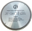 "Picture of TCP25 10"" 80T Carbide Saw Blade for PLASTIC 5/8"" Arbor"