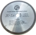 Picture of TCC1200  10-in. - 120 Tooth - Tungsten Carbide Tipped WOOD Cabinet Saw Blade