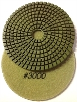 Picture of DPP132  5IN Diamond Polishing Pad WET - 3000 GRIT