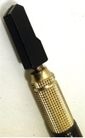 Picture of TY1  Brass Barrel Glass Cutter