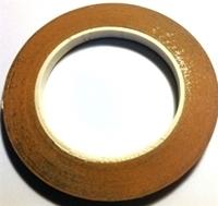"""Picture of FF5S  5/16"""" x 100' Silver Copper Foil 1.25 mil"""